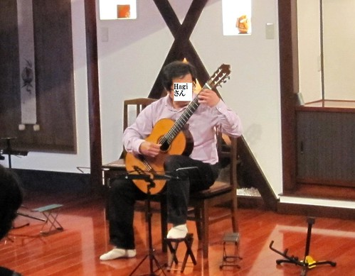 Hagiさんのソロ 2011年10月22日 by Poran111