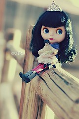A Princess with her Doll ♥ (Explored)