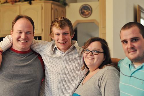 Brian Segen Payton and Zach Oct 2011