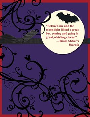 Halloween / Vampire Greeting Card