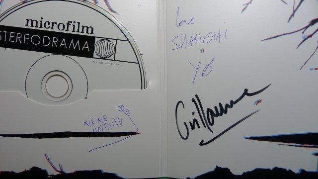 Microfilm's Signature