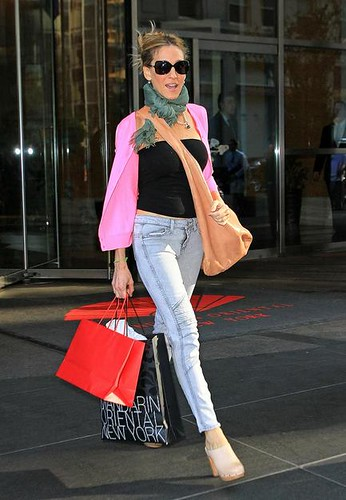 Sarah Jessica Parker in an Urbanwear Outfit
