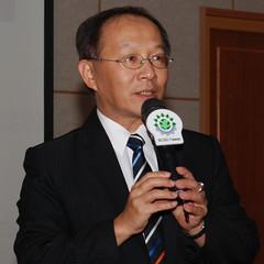 企業永續發展協會祕書長黃正忠