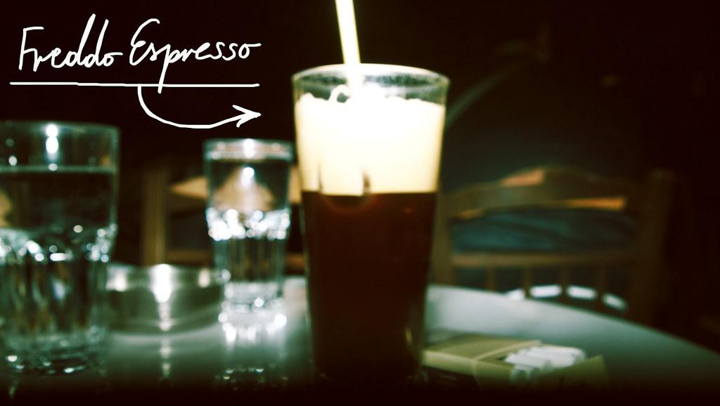 strange ambition freddo espresso