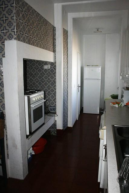 Lizbońska chatka Ewki