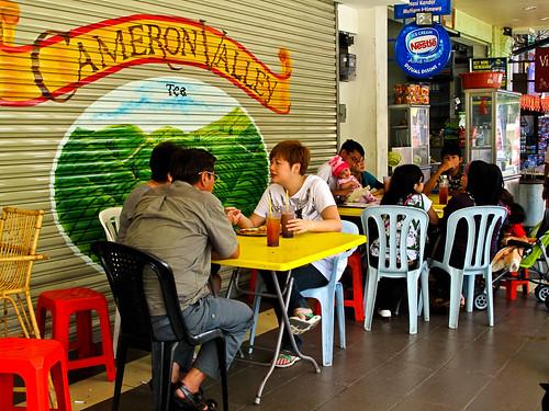 IMG_2510 Mamak shop , Tanah Rata
