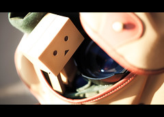 365.26 珍寶. (Crusade.) Tags: camera zeiss bag newcastle toy edinburgh treasure 365 billingham revoltech danboard 5d2