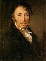 Nikolay Karamzin, 1818 - artist Vasily Tropinin