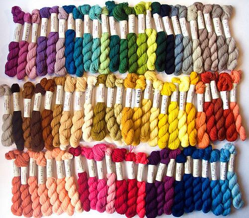 75 couleurs