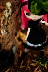 happy halloween! #01