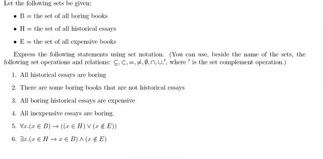 How to get through a boring essay