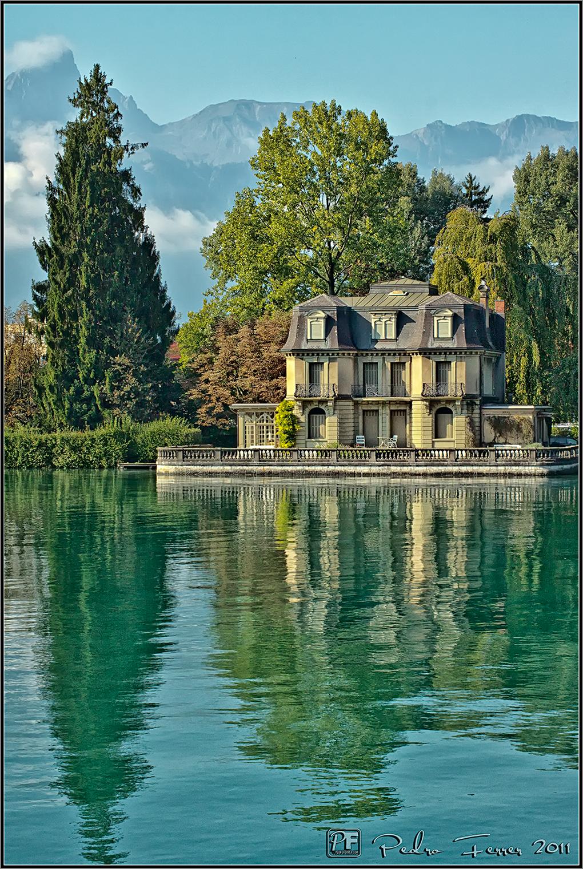 Suiza - Pueblos con encanto - Thun - Lago