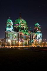 Berliner Dom Festival of Lights Berlin 2011 (solemone) Tags: berlin festivaloflights berlinerdom 2011 solemone