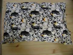 Penguin Pillowcase