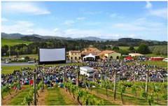 El cine llega a los viñedos