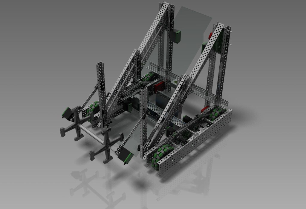 Team 24C Super Sonic Sparks 2011-2012 Gateway Robot Reveal - VEX Forum