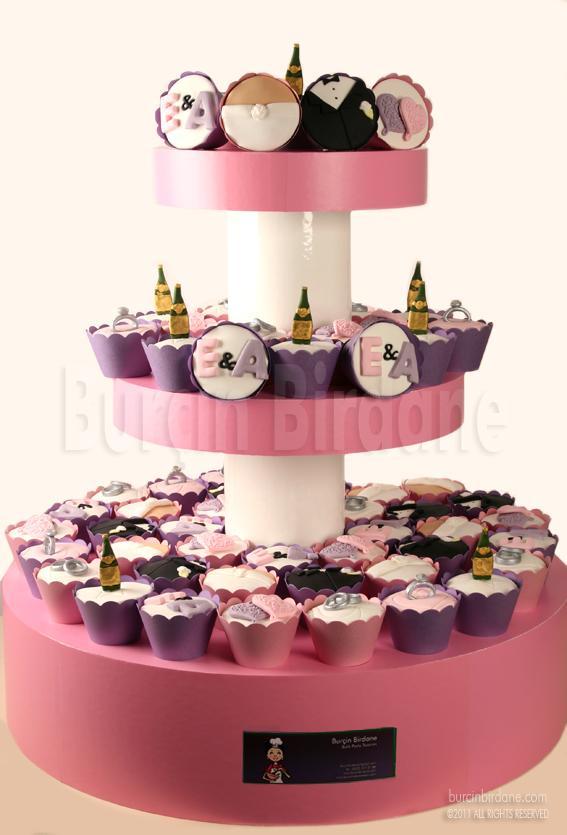 Nisan Cupcake Standi