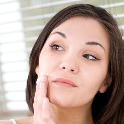 Ingrid Callot - makeup prep