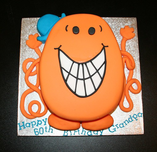 Flickriver Photoset Birthday Cakes By Janet Whiteheads Cakes - Mr tickle birthday cake