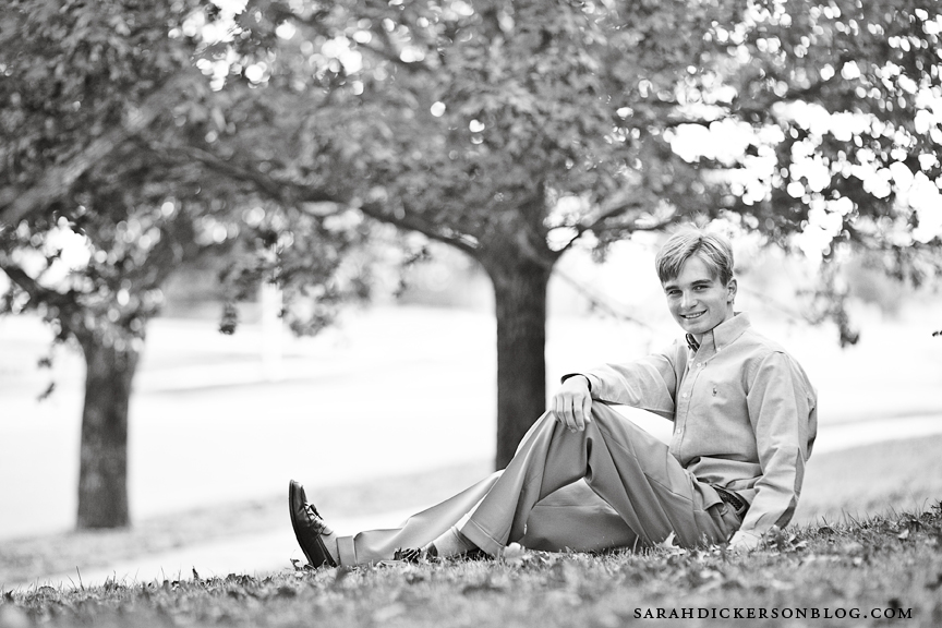 Kansas City senior photos
