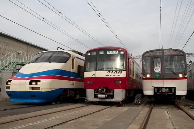京急2100形&京成AE100形