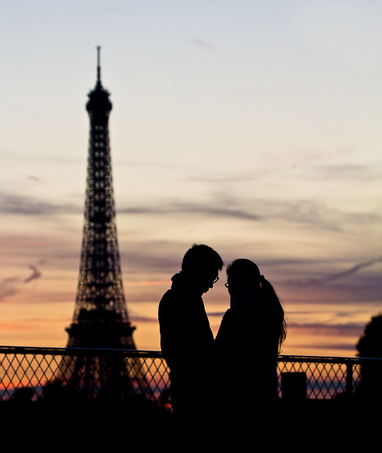 Paris, I love you, par Franck Vervial