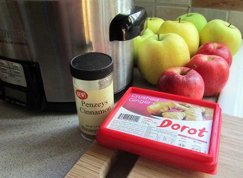 Apples to Applesauce, Ingredients
