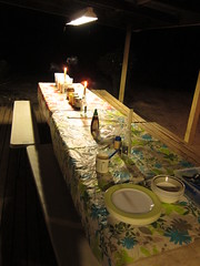 dinner with candlelight (superholly0926) Tags: australia adelaide southaustralia kangarooisland  sealink