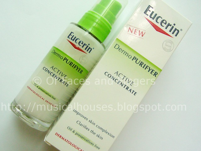 eucerin demopurifyer active concentrate