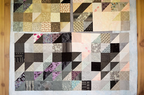 V&A quilt blocks