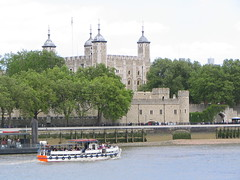 Tower of Londer by Water