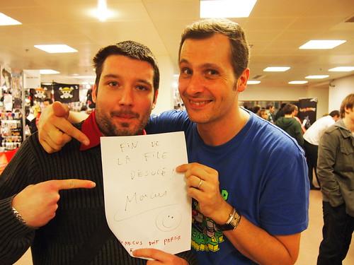 @Angelus_YODASON et Marcus