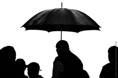 It's rainning again (artland) Tags: street city shadow brazil people bw white man black men art wet rain branco brasil umbrella studio photo pessoas nikon gente photos chuva cities sombra preto desfile again curitiba getty rua parana umbrellas pretoebranco famosa gettyimages silhouet artland ruas molhado gettyimage guardachuva brancoepreto homen famoso sombrinha rainning famosas silhoueta chovendo bezz carlosbezz artlandstudio itsrainningagain gettyimagesbrasil rainningagain