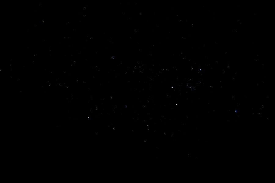 Ночное небо над джунглями. Амазонка, Перу 2011 © Kartzon Dream - авторские путешествия, авторские туры в Перу, тревел видео, фототуры