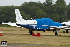 N7640F - 32R-7780069 - Private - Piper PA-32R-300 Cherokee Lance - Panshanger - 110522 - Steven Gray - IMG_6488
