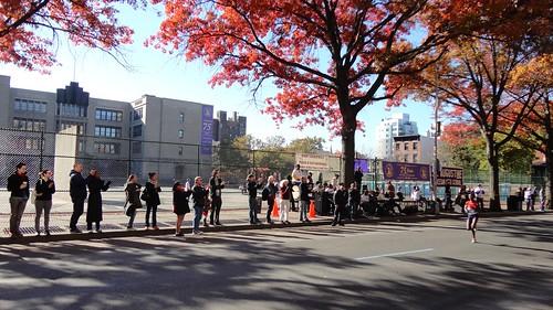 2011 NYC Marathon - Fort Greene