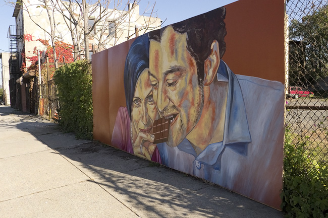 Red Hook Mural