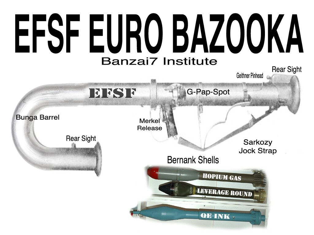EFSF EURO BAZOOKA