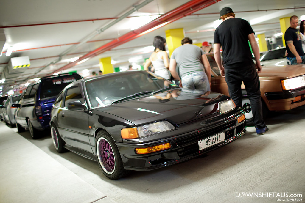 JDM x Downshift November 2011