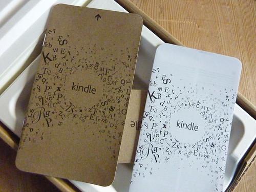 Kindle Handbücher