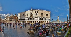 panorama of st marks square venice (Rex Montalban Photography) Tags: venice italy panorama europe venezia stitched stmarkssquare nonhdr rexmontalbanphotography