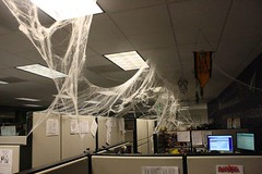 Office Decorations 2 (HightailHQ) Tags: costumes party holiday halloween fun office yousendit