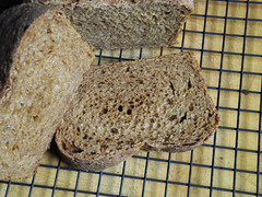Sourdough Pumpernickel