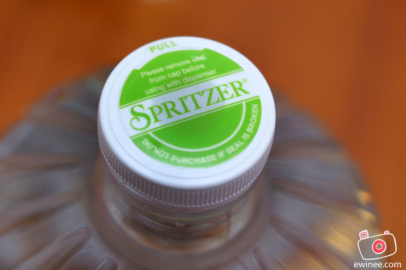 SPRITZER-NEW-WATER-DISPENSER-9.5L-cap