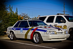 Arizona Department of Public Safety 1992 Ford Mustang Cobra (Pyrat Wesly) Tags: arizona ford canon cobra police mustang lawenforcement dps highwaypatrol 18200mm 60d