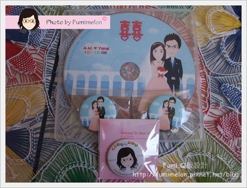 Qwedding_A-ki & Yang_Q版婚紗紀念光碟