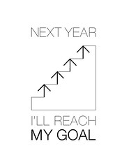 new year's resolution (rimma.maslak) Tags: typography design graphicdesign type helvetica newyearsresolution r