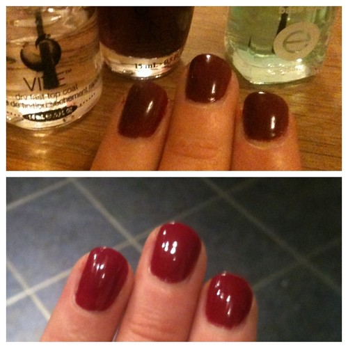 """manicurist of Seville"", opi"