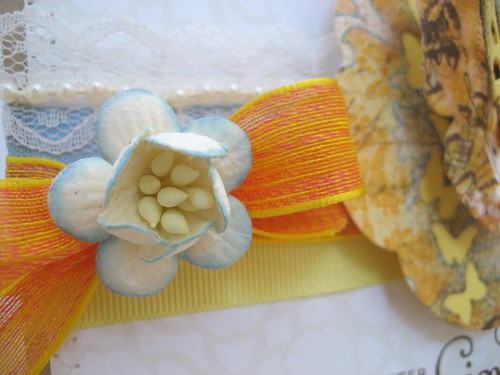 TRR #15 FLOWER RIBBON DETAIL
