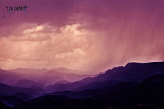 Crimson World... (Hands of Skill) Tags: sky cloud mist mountain mountains rain misty clouds canon landscape eos view rainy afterrain d550 bestcapturesaoi blinkagain